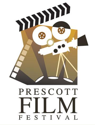 Prescott Film Festival logo