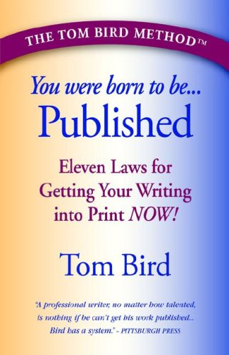 Tom Bird book cover
